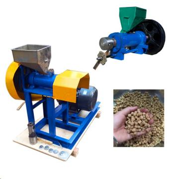 Ce Certificate Fish Feed Pellet Production Line