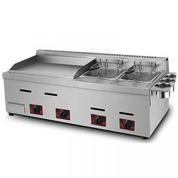Dayi High Quality Large Capacity Continuous Fryer