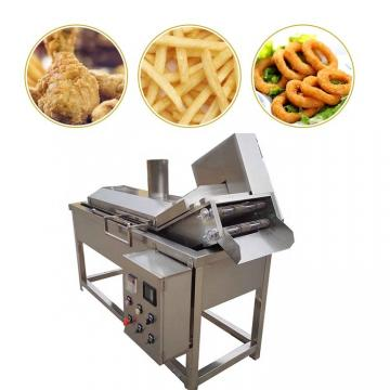Stainless Steel Fish Food Meat Potato Banana Chips Snack Fryer