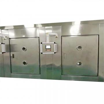 Industrial Tunnel Chamber Moringa Leaves Teas Herbs Microwave Dryer