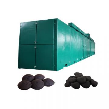 Conveyor Mesh Belt Air Dryer Cooling Machine Coconut Chips Dryer