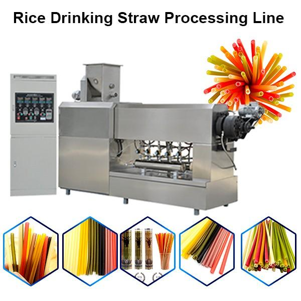 Industrial Biodegradable Paper Tube Machine Drinking Straw Making And Cutting #1 image