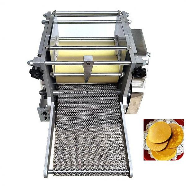 Fried Doritos Tortilla Chips Snack Food Making Machine #1 image