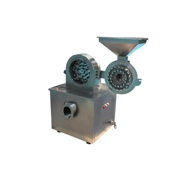 High Quality Commercial Grain Grinder /Easy Operation Flour Mill #1 image