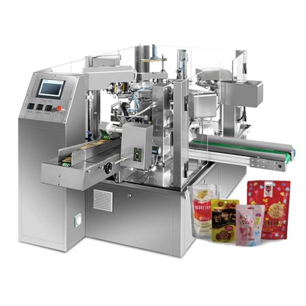Full-Automatic Agarbatti Sticks Weighing Packaging Machine with 8 Lines #1 image