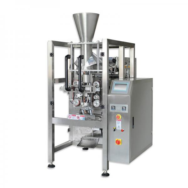 Automatic Pet Food Meatball Fish Ball Weighing Packaging Machinery #1 image