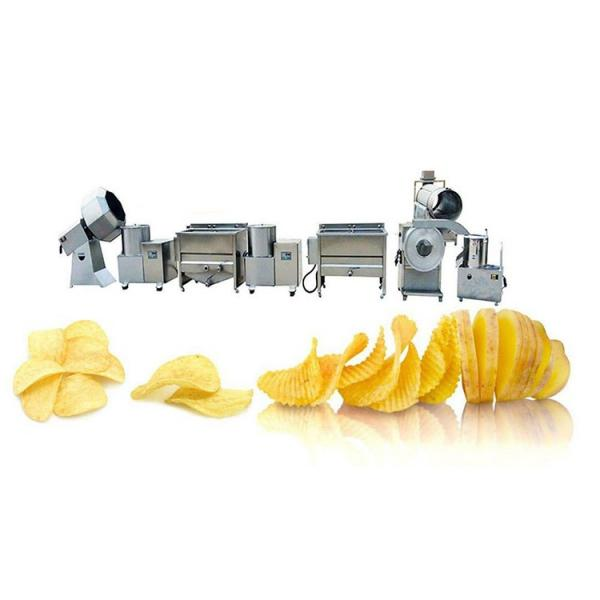Factory Low Cost Potato Chips Machine French Fries Processing Line Machine #2 image